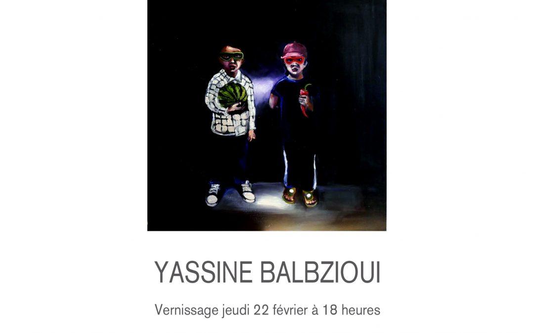 Yassine Balbzioui – Traversées, Comptoir des Mines Galerie