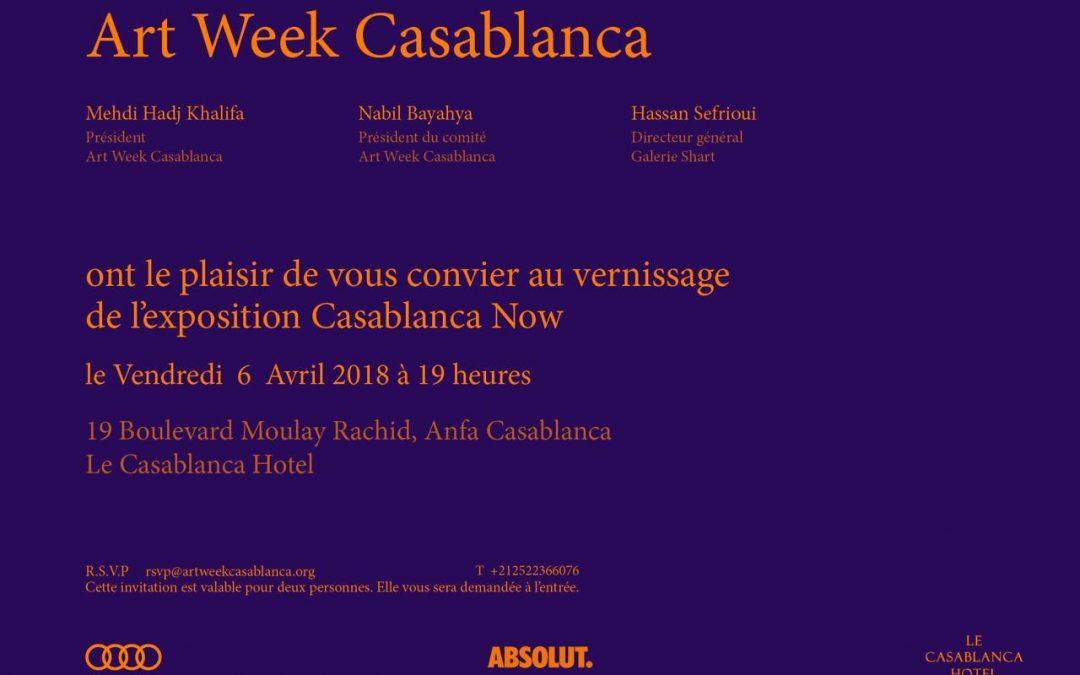 Art Week Casablanca – Casablanca Now