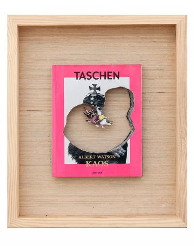 Mohamed Rachdi, À la une du catalogue Tashen, 2020