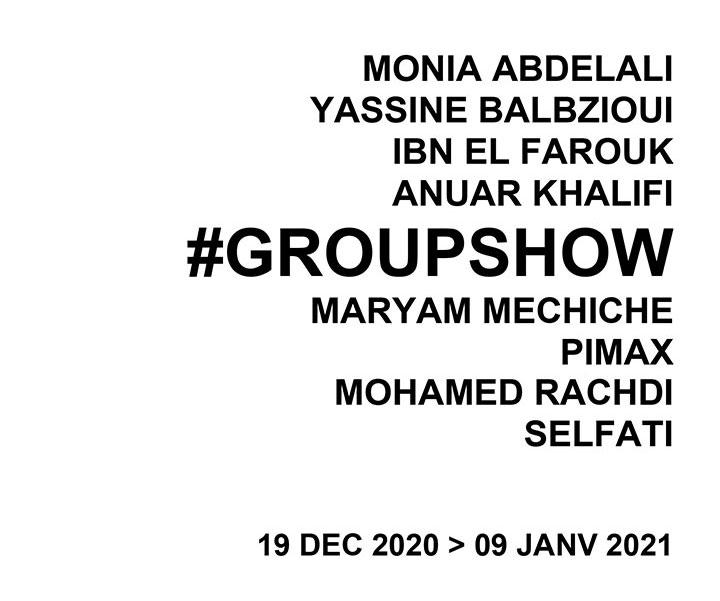 #GROUPSHOW