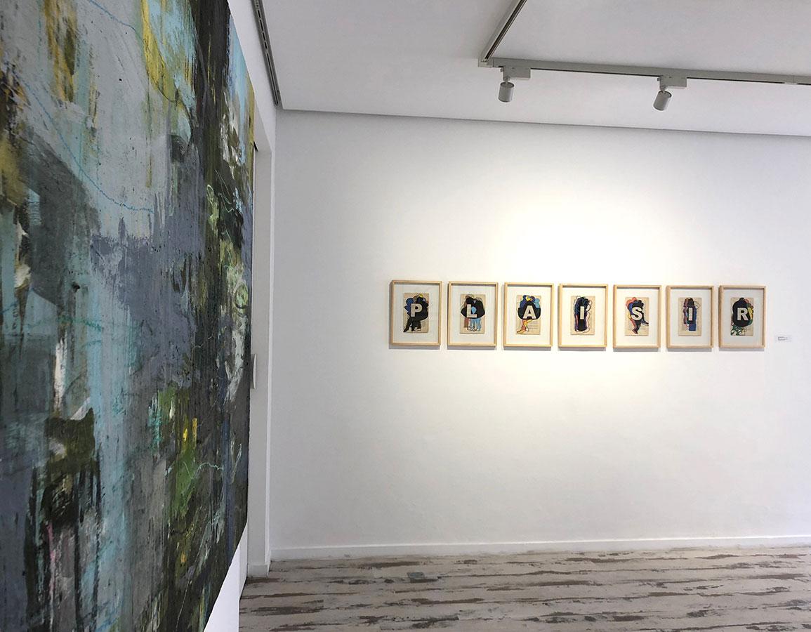 Galerie Shart, Groupshow#1