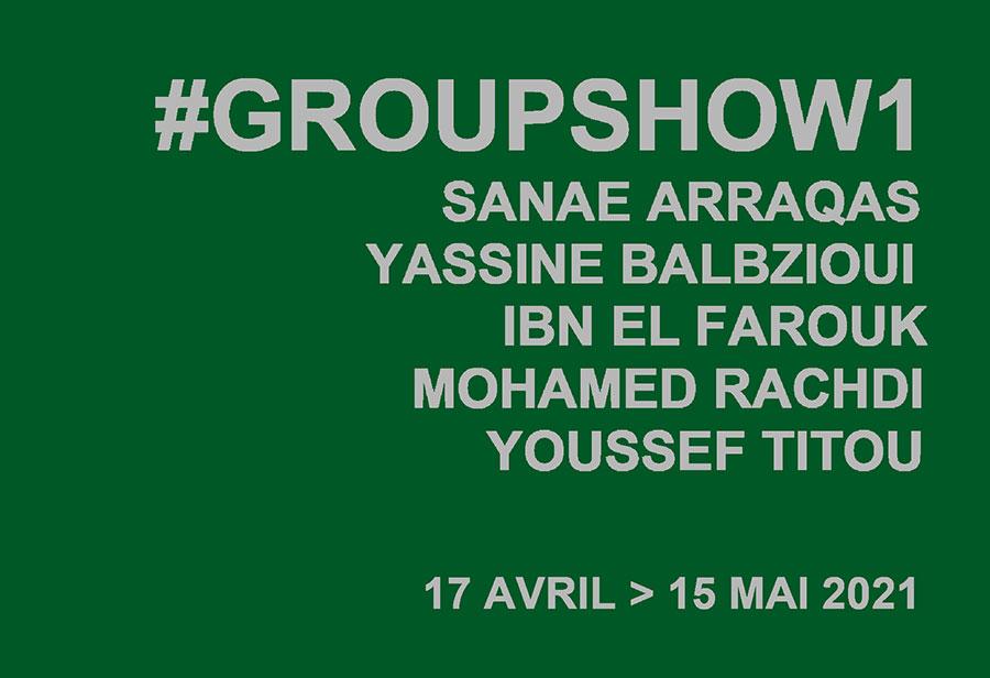 #GROUPSHOW 1