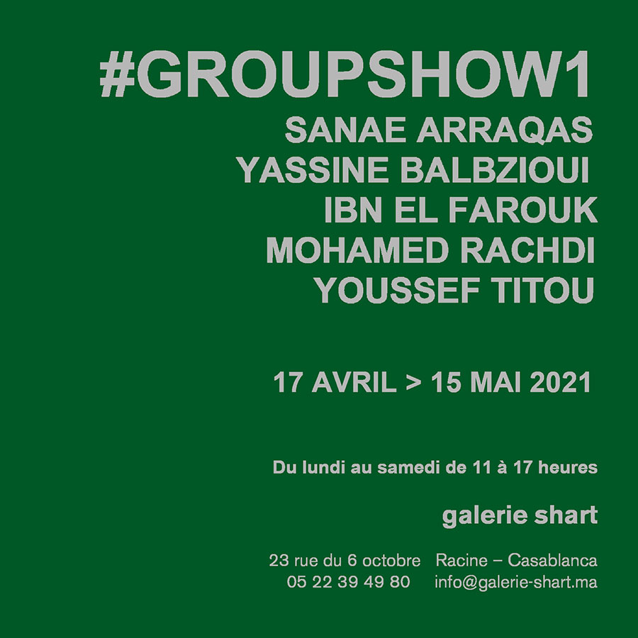 Groupshow #1 galerie shart